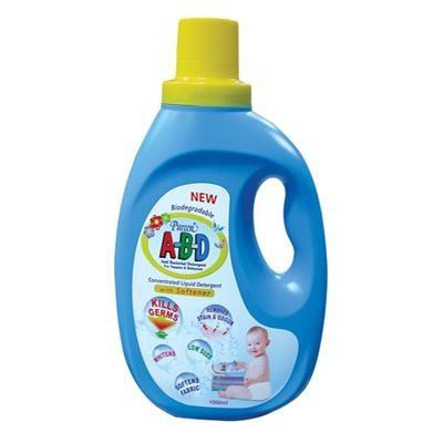 Pureen Anti Bacterial Liquid Detergent with Softener (1000ml)