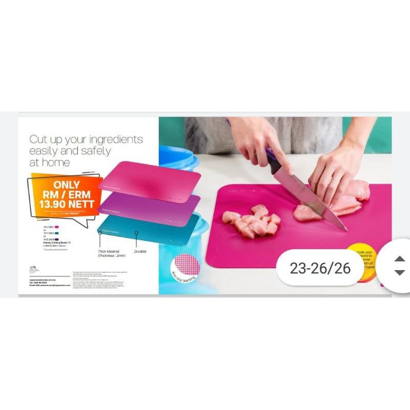 Tupperware Handy Cutting Board