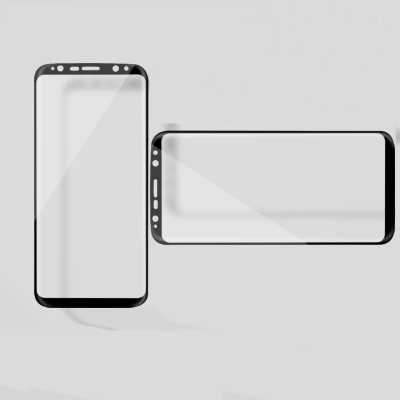 Surface Tempered Film for Samsung S8 Plus (BLACK)