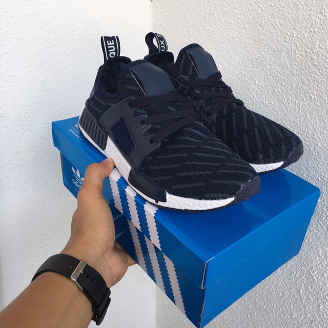 best website e7547 2f608 ADIDAS NMD XR1 PK BLUE
