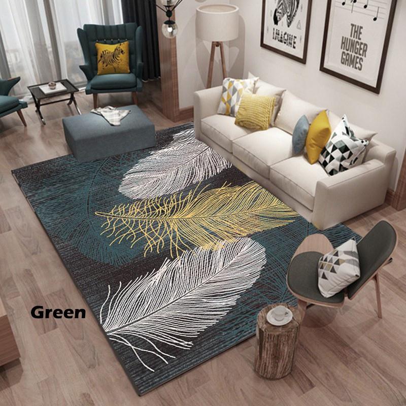 GDeal Nordic Geometric Abstract Carpet Living Room Floor Mat Large Rug Bedroom Mat (160CM x 230CM)