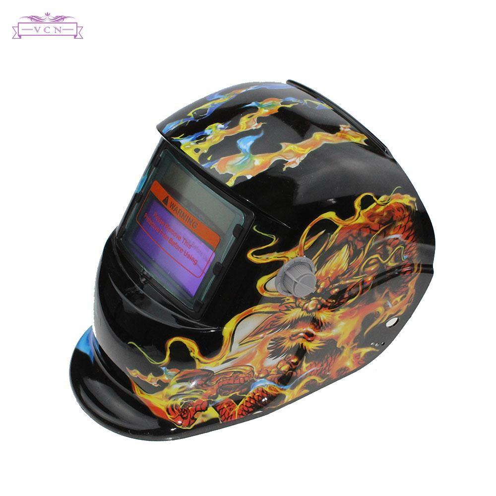 Welding & Soldering Supplies Sunny New Professional Welding Helmet Mask Electrical Grinding Welders Mask Welding Helmets For Electronic Welding Worker Face Masks