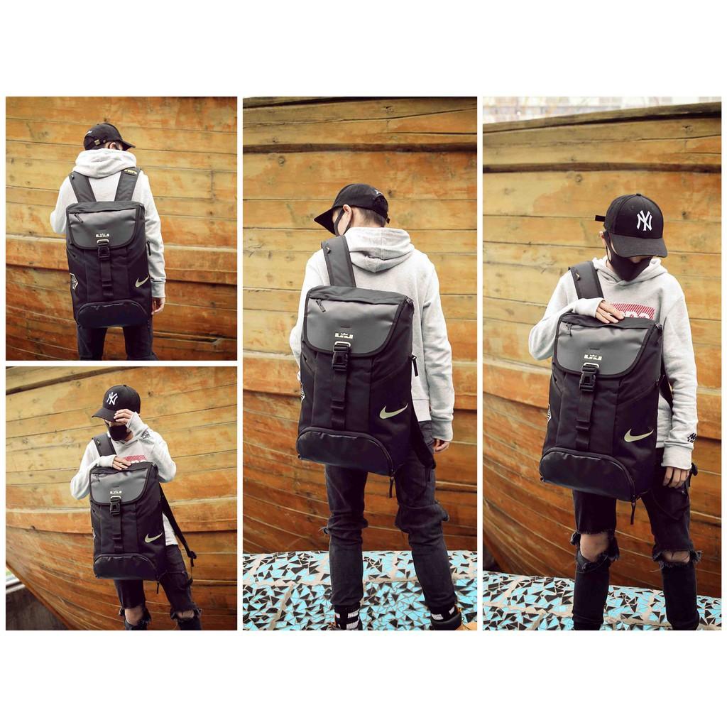 myb507 nike mens nike lebron max air ambassador backpack