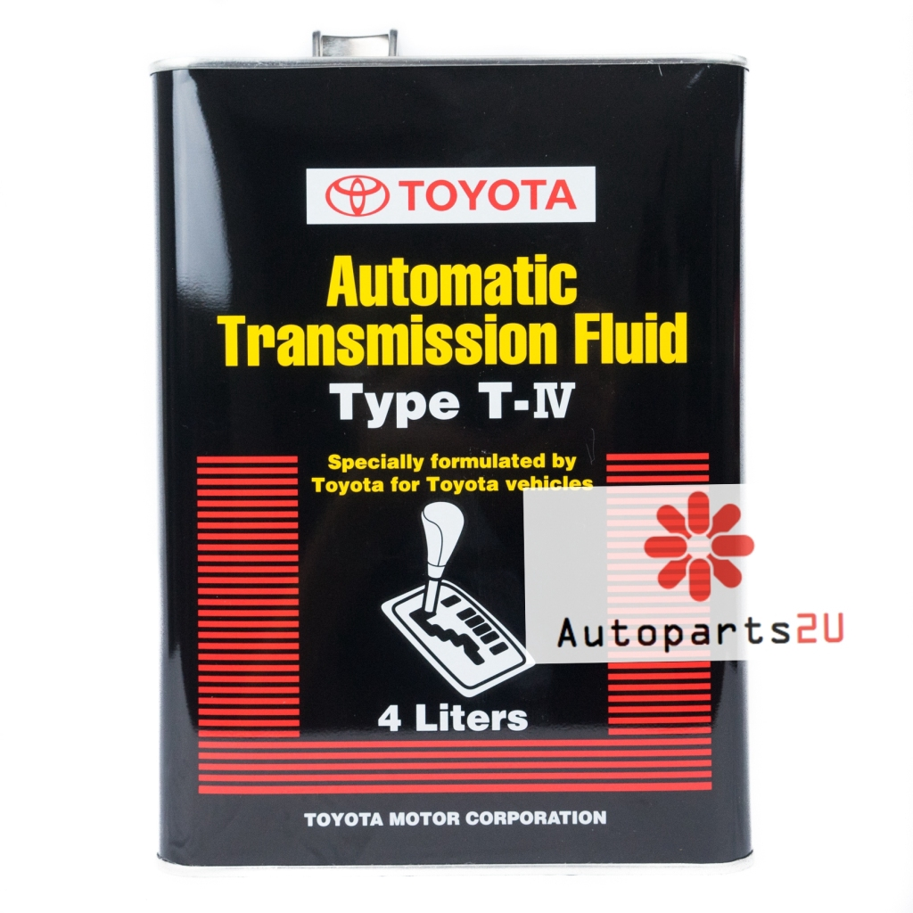 Toyota ATF Typre T-IV Auto Transmission Fluid