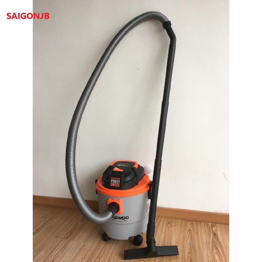 Daewoo Dust & Water Vacuum Cleaners 15L / 1200W Power DAVC90-15L / Wet & Dry Vacuum Cleaner / VACUUM 4.9