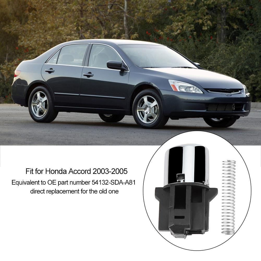 3 PCS NEW Shifter Shift Button Repair Kit For Honda Accord 54132-SDA-A81