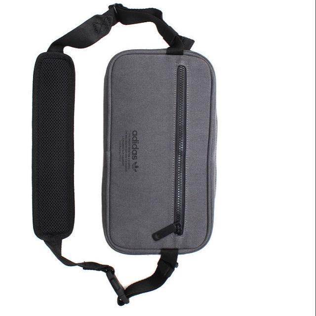 fb20d8f54 Authentic Adidas Originals NMD Cross Body Bag Pouch Gray CE2380 ...