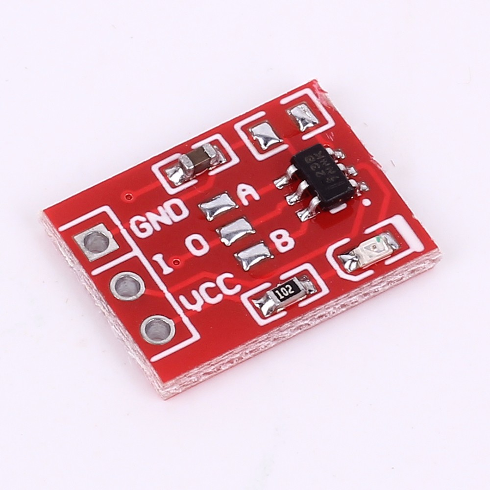 TTP223 Touch Key Module Capacitive Settable Self-lock//No-lock Switch Board A Lot