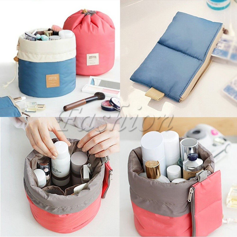 f2fa60545b35 Makeup Travel Cosmetic Bag Multifunction Pouch Toiletry Wash Organizer