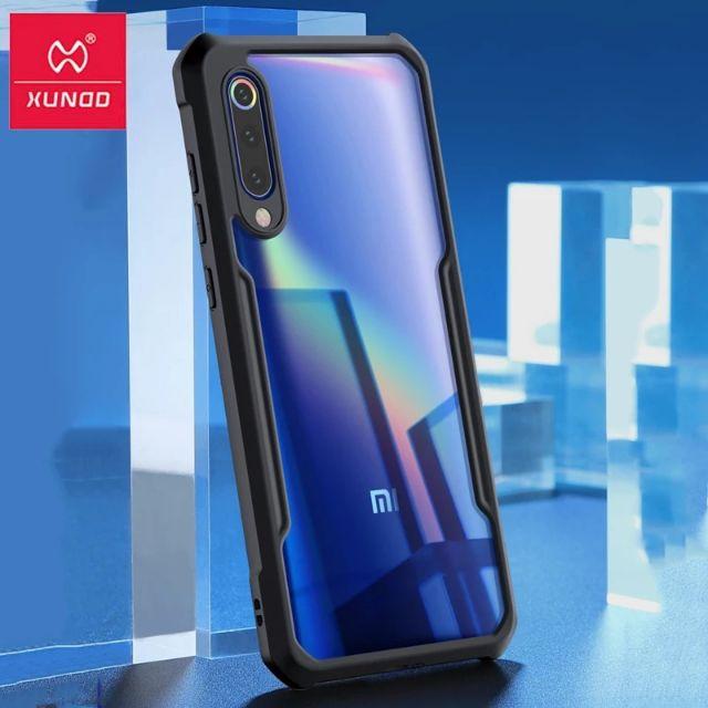 Xiaomi Mi 9 Mi 9SE Phone Shell XUNDD Airbag Shockproof Case Cover