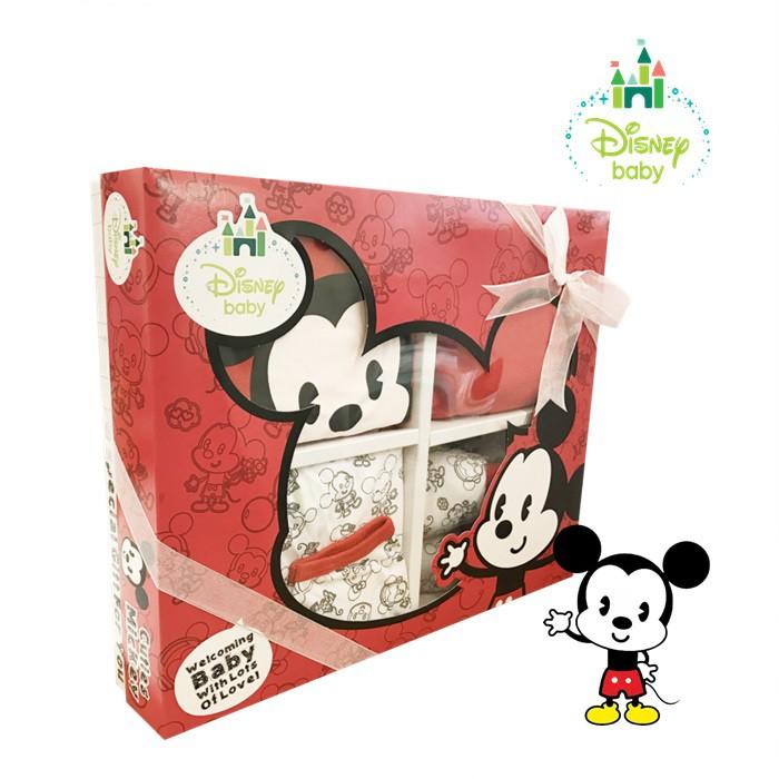 Disney Cuties Mickey Gift Set / Set Hadiah Bayi (5 Pieces)