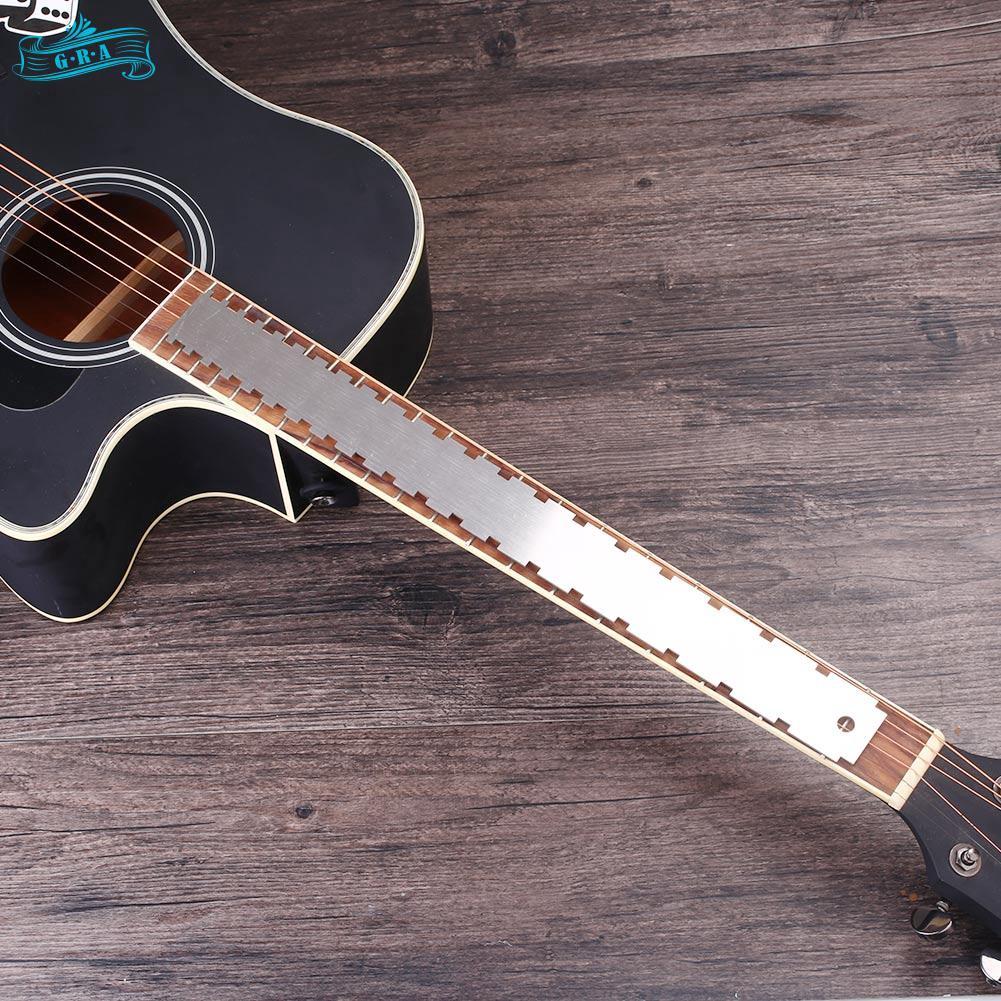Sports & Entertainment Qualified Guitar Fingerboard Fret Press Caul Insert For Guitar Bass Parts Accessories