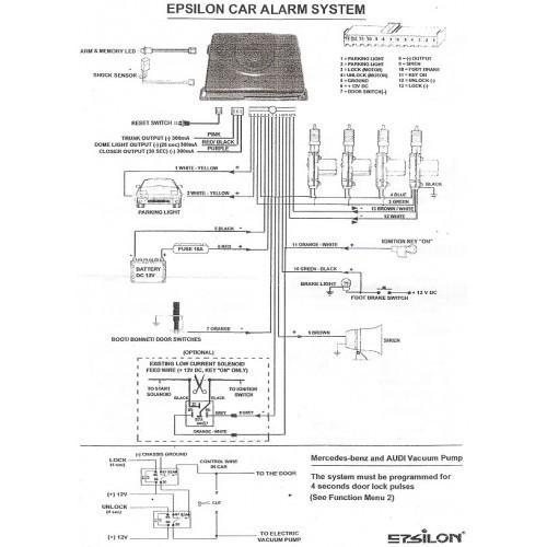 Kancil Alarm Wiring Diagram. . Wiring Diagram on