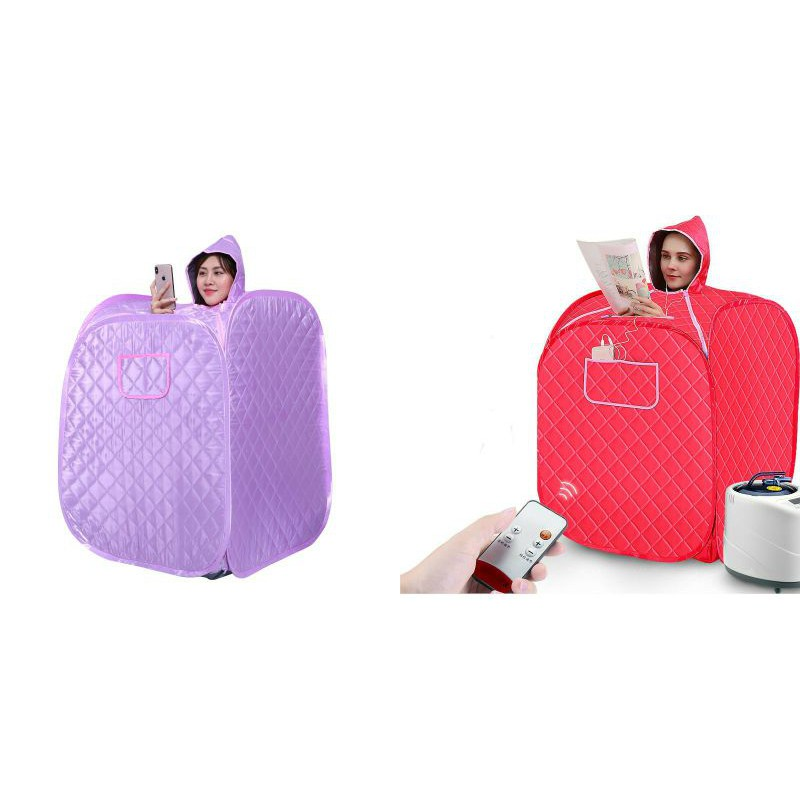 Sauna Steam Box Single / Double Portable Foldable Box Tent <NHSTORE