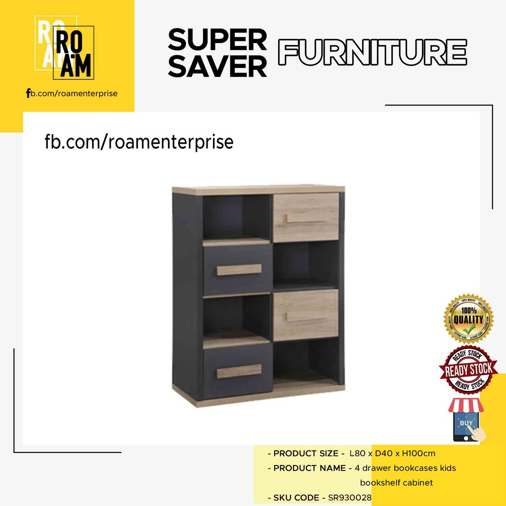 4 drawer chest drawer chest of drawer SR930028