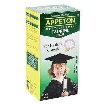 Appeton Multivitamin Hi-Q Taurine 120ml