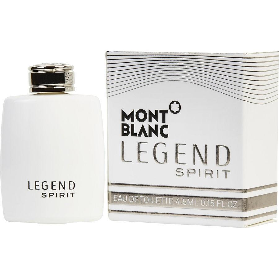 Original Mont Blanc Legend Spirit Edt 45ml Miniature Perfume Parfum For Men 100ml Shopee Malaysia
