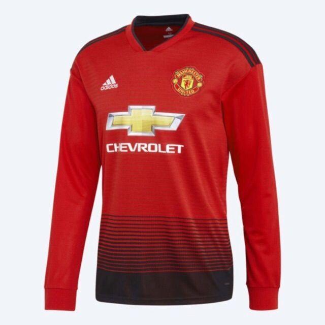 7907dfd50 Jersey Manchester United third 2018 2019