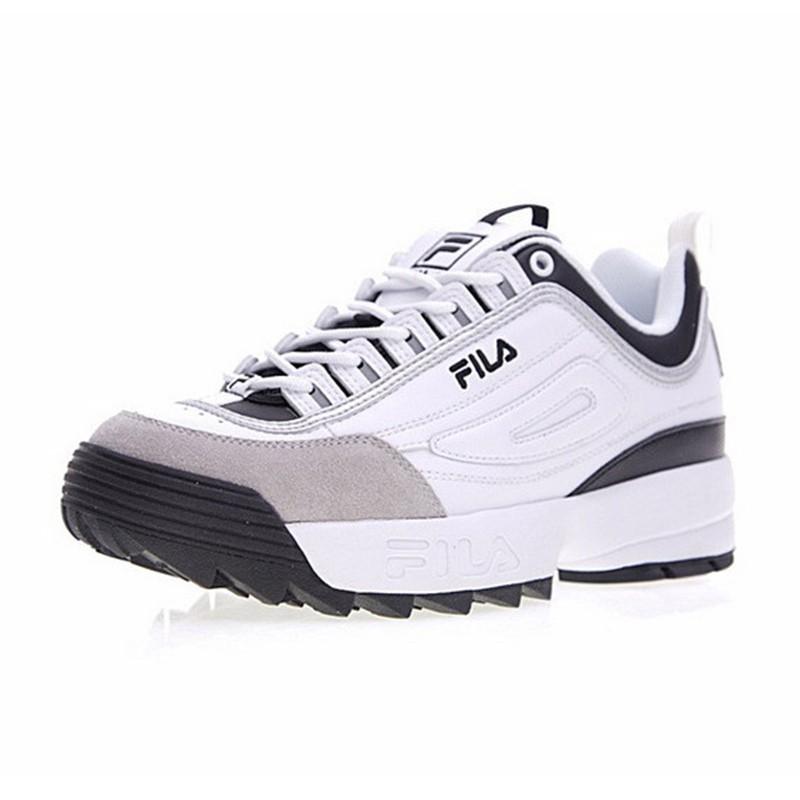 cf8379789d Spot Fila Disruptor II 2 Sandals Sandal Slipper Magic tape Velcro Women  Slippers lOW