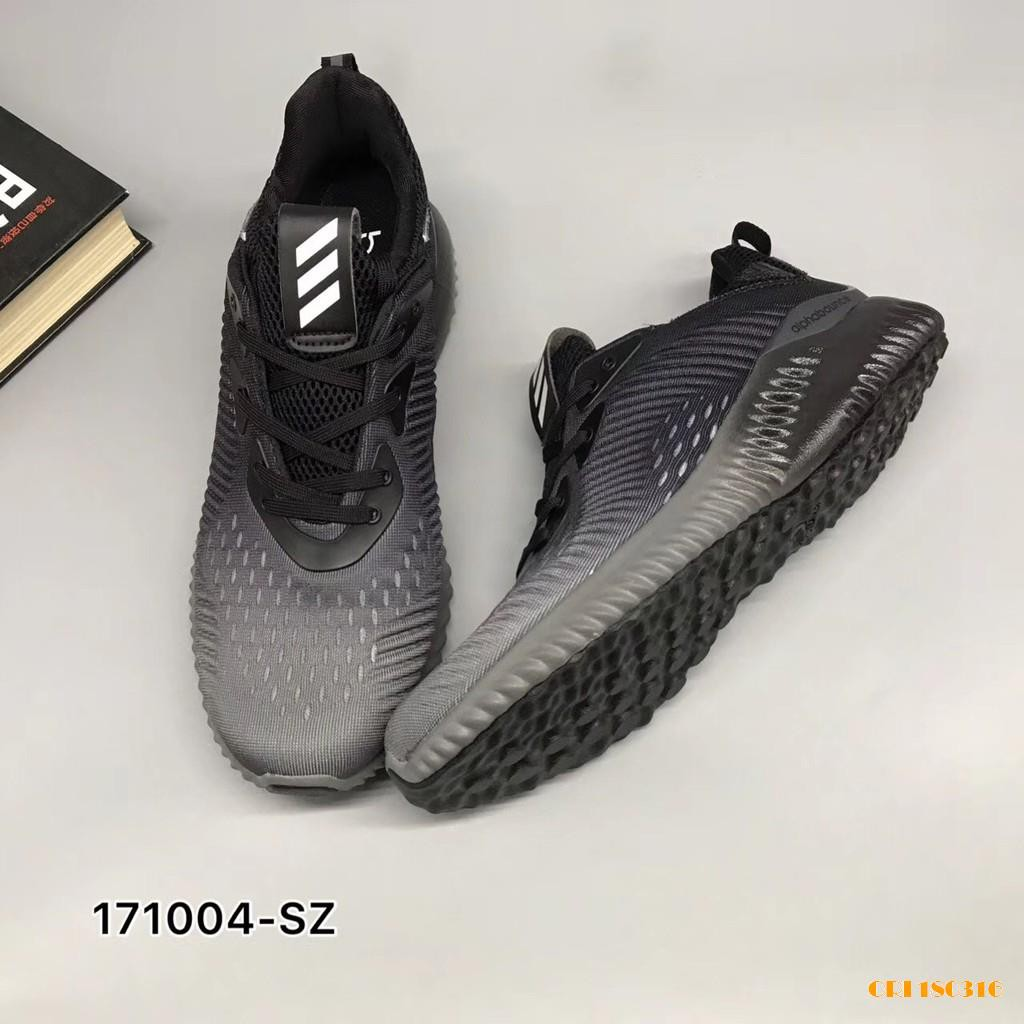 7adaf3718af25 Adidas alphabounce Alfa Jaka fashionable and comfortable sports jogging  shoes