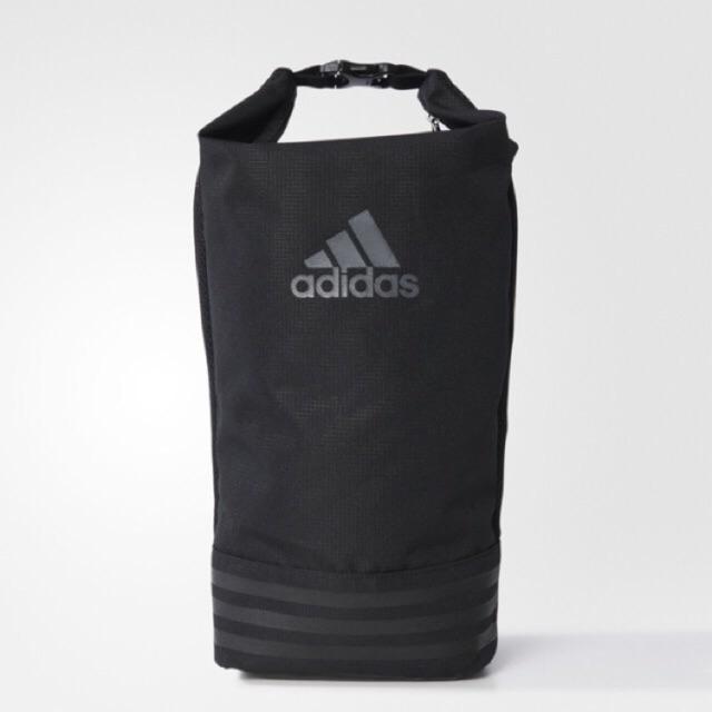 5b5c21036a59 Adidas Linear Performance Shoe Bag - Blue BR5098