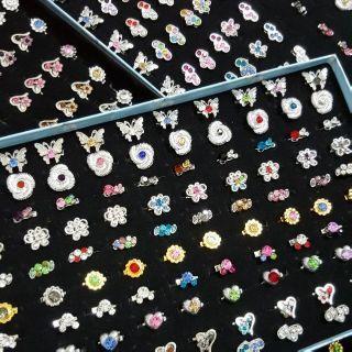 lucky box pin tudung baby brooch design random 100pcs raya sales