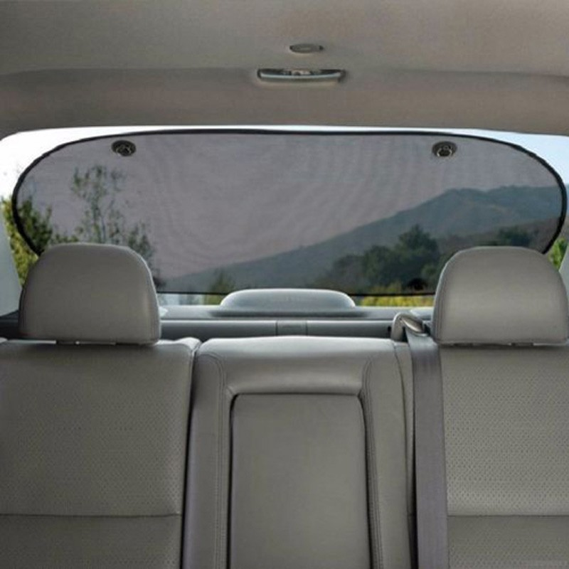 Zone Tech 2x Car Side Window Sun Visor Shade Mesh Cover Shield Sunshade Protect