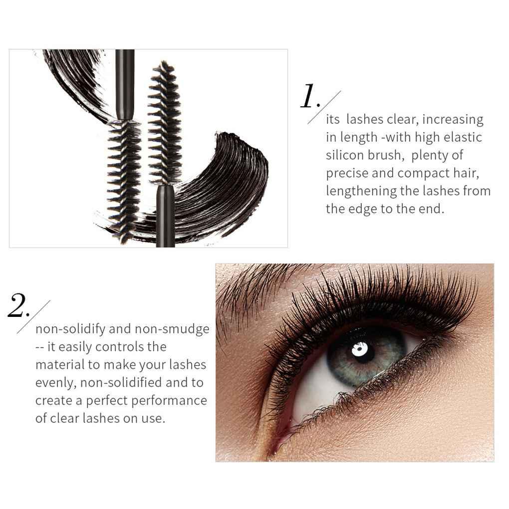 Menoe Soft Head Black Brown Liquid Eyebrow Waterproof Easy Wear No Inez Ultra Defining Mascara Blue Dizzy Eyeline Shopee Malaysia