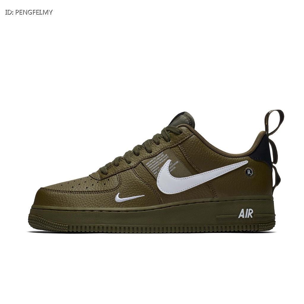 Utility '07 Nike Lv8 Shoes Sports Men's Air Force 1 Official Aj7747 mn0vNw8