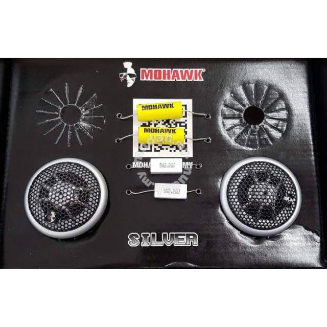 Mohawk MS-1 20MM Silver Series 120W Tweeter - Sets