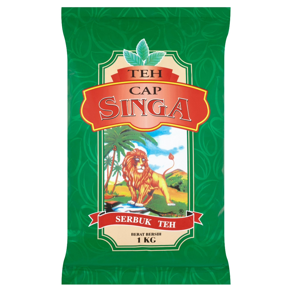 Teh Cap Singa Serbuk Teh (1kg)