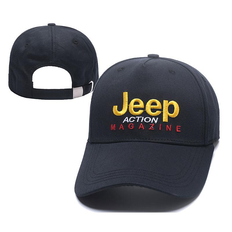 Jeep Casquette de Baseball Homme