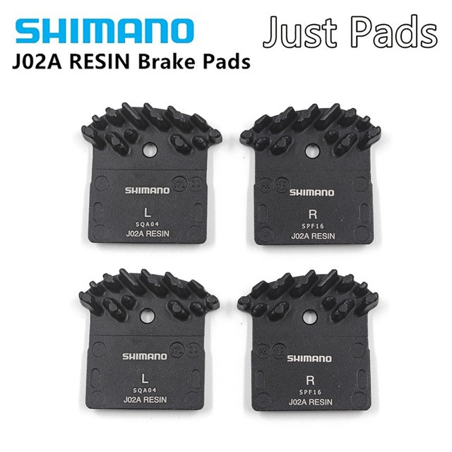 1e15a2966c5 Shimano Pad Brake XTR, XT, SLX, Deore J02A   Shopee Malaysia