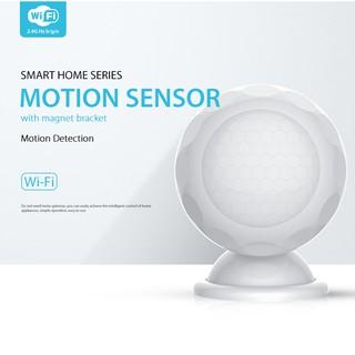 NEO WiFi Door Sensor Easy installation Tuya Smart 2 4GHz | Shopee
