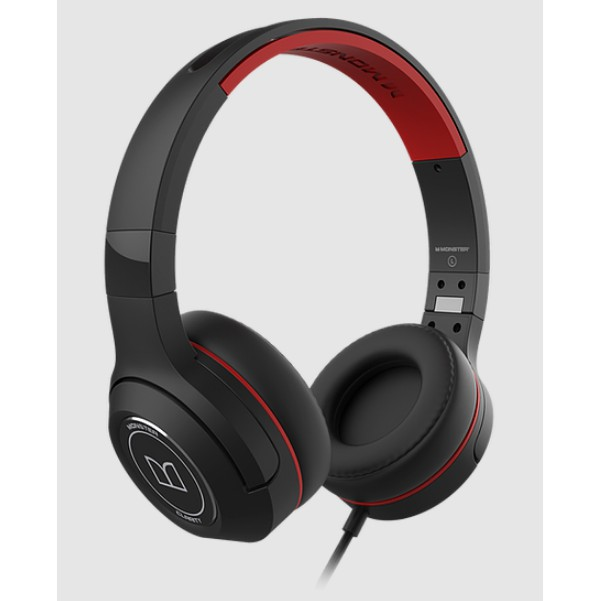 MONSTER CLARITY 50 OVER EAR WIRED HEADPHONE
