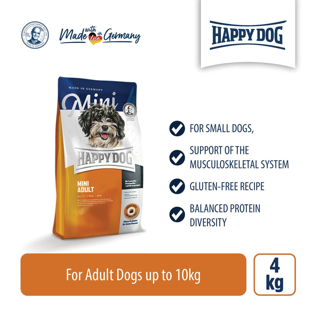 Happy Dog Supreme Mini Adult (4kg)