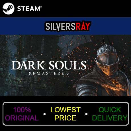 Dark Souls: Remastered (PC-Steam)
