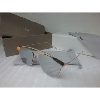 357c40658fab Dior Homme, GOLD Frame, Lens MIRROR | Shopee Malaysia