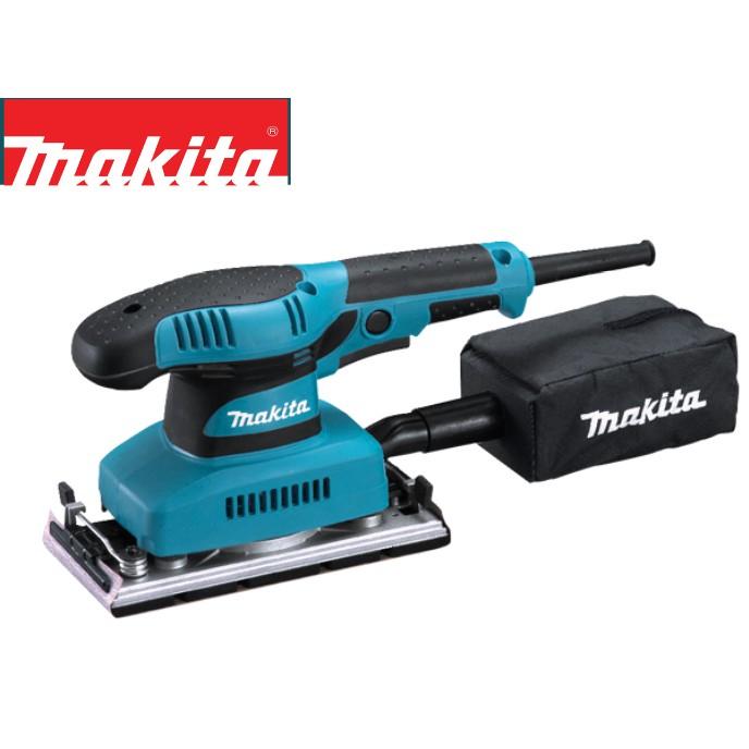 BO3710 Makita 93X185MM 190w Finishing Sheet Sander RANDOM ORBITAL SANDING