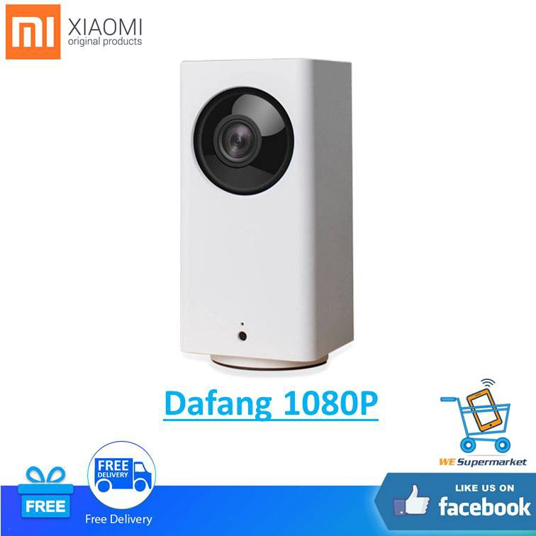 XiaoMI MiJia DaFang CCTV 1080p Full HD 360° Degree Night HD Camera Da Fang  DF3