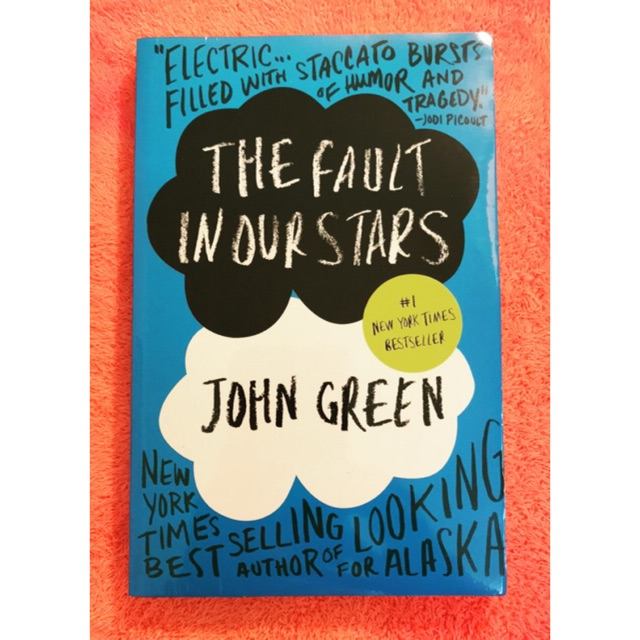 【Ready Stock】The Fault In Our Stars