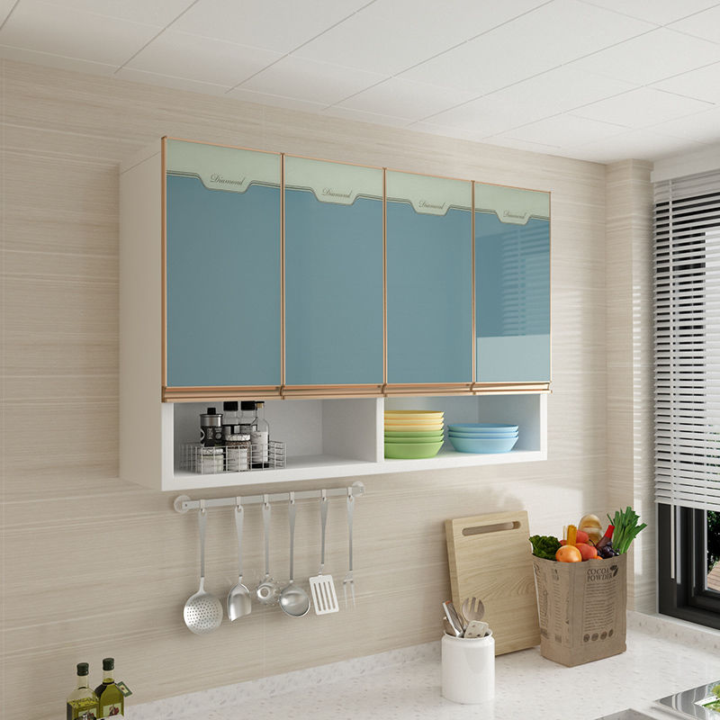 Kitchen Wall Cabinet Guest Dining Room Wall Storage Cabinet Tempered Glass Door Cabinet Solid Wood Bathroom Storage Cabinet Wall Cabinet Shopee Malaysia