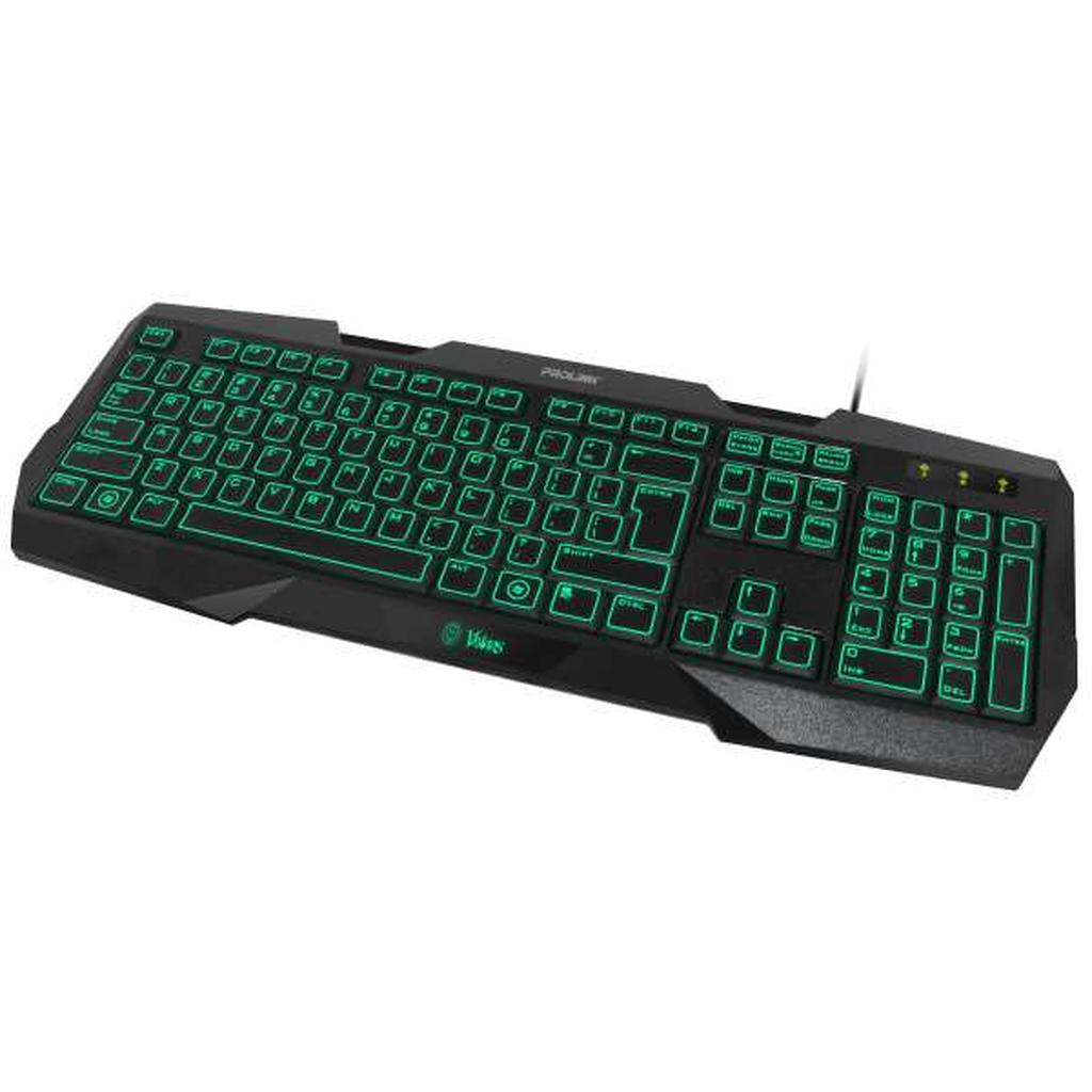 PROLiNK Illuminated Gaming Keyboard PKGS9001