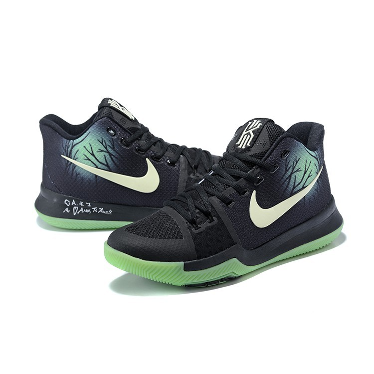 best website 25d1f 0790d Nike Kyrie 3 'Fear' PE