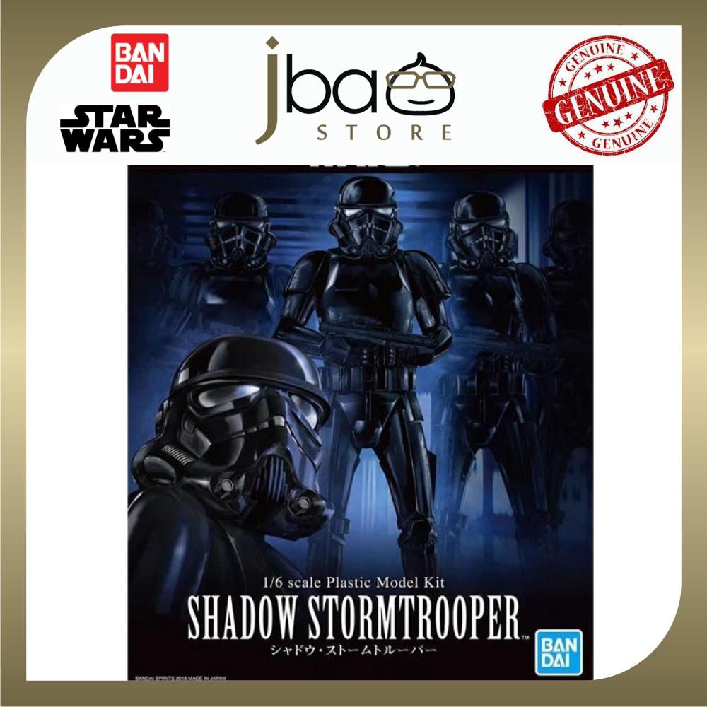 Bandai Star Wars 1/6 SHADOW STORMTROOPER 305mm Comic Novel Model Kit