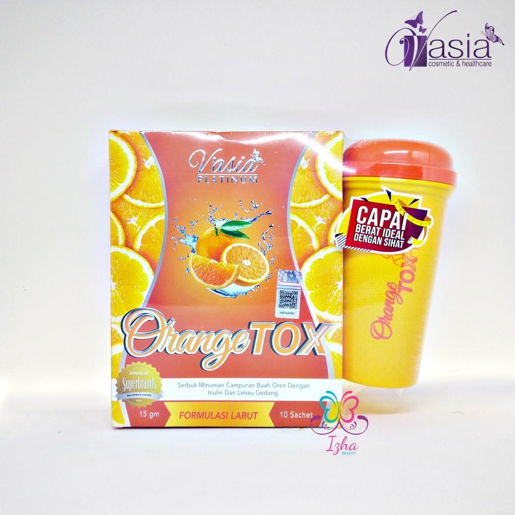[V\'ASIA] Orangetox - 10 sachet x 15g