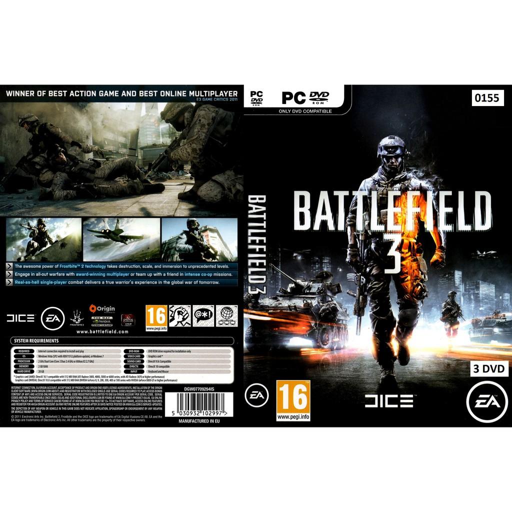 (PC) Battlefield 3