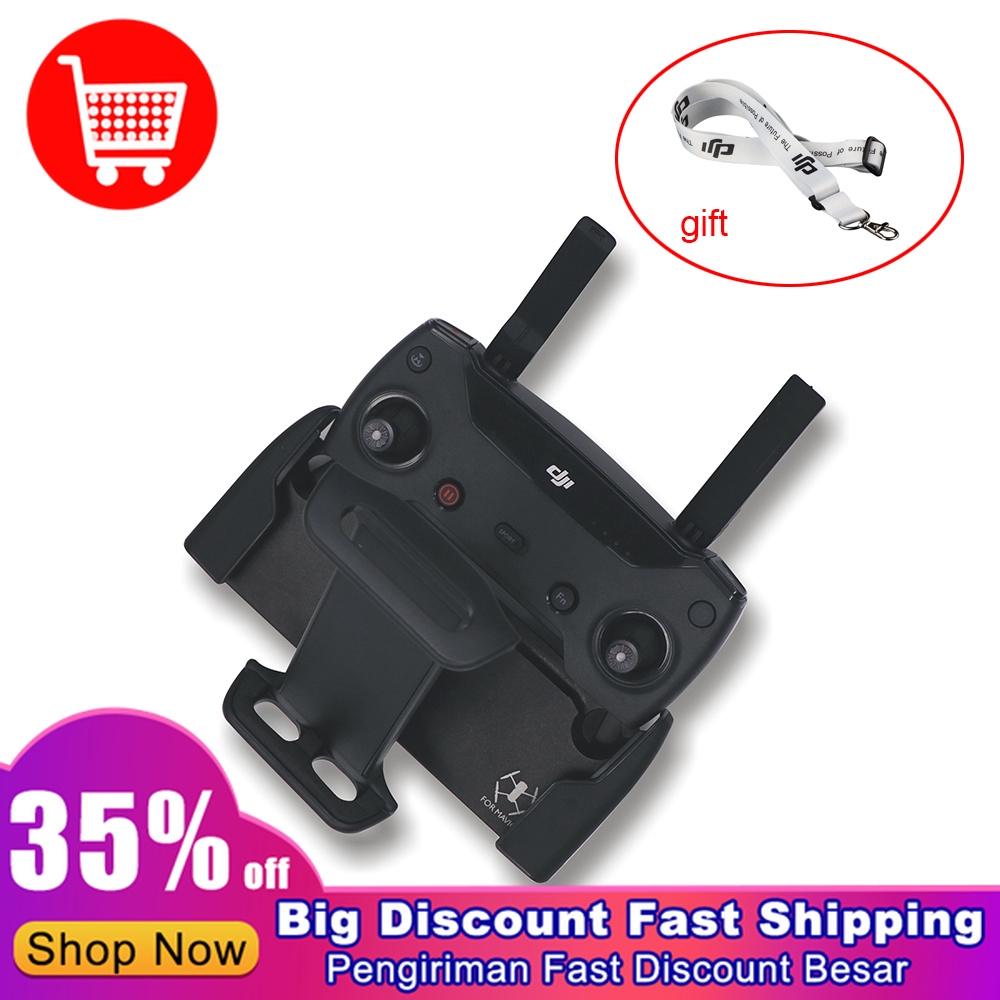 For DJI Mavic Mini Mavic 2 Pro //Zoom Drone Phone Holder Clip Mount Accessories