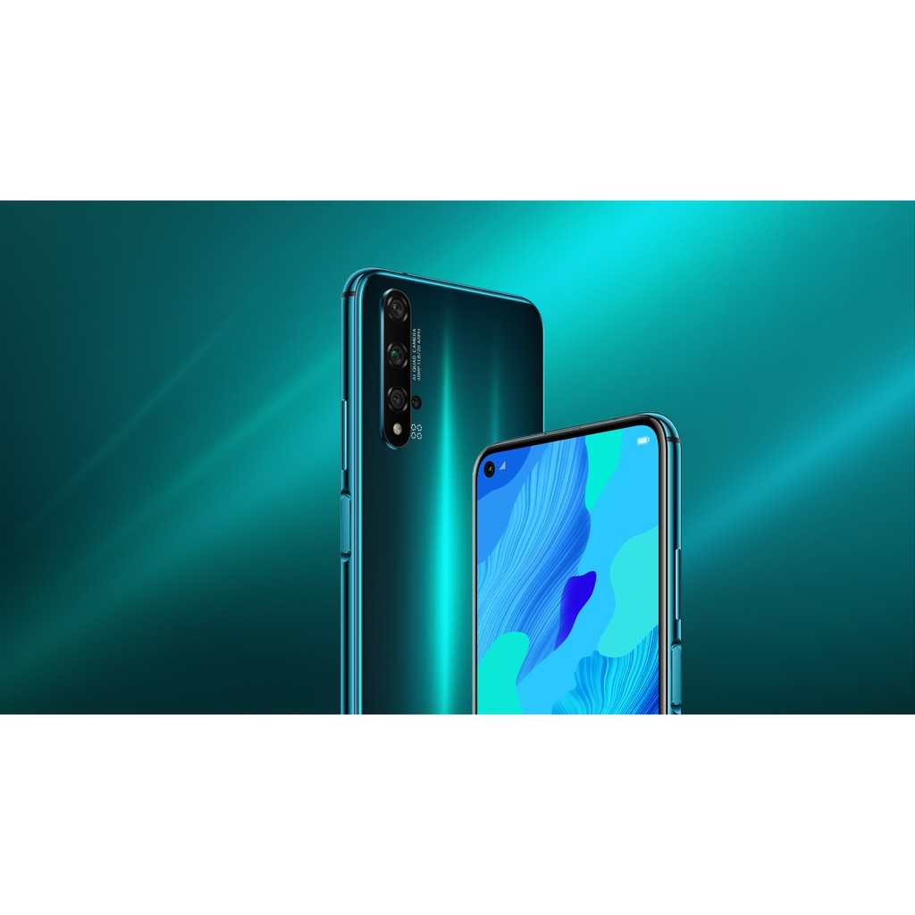 Huawei Nova 5T 8 GB Ram+128GB (Free Band 4 Smart Watch)- ORIGINAL HUAWEI WARRANTY MALAYSIA
