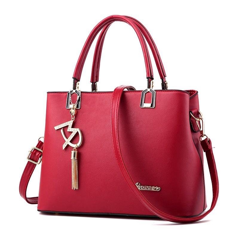 7a51153bc646 Women Ladies Simple Handbag Messenger Bag Casual Beg Shoulder Bags Handbags